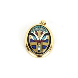 Michaela Frey-Pendant necklaces-Brown,Black,Blue,Multiple colors,Golden,Green,Eggshell