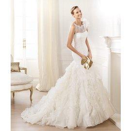Pronovias-robe de mariée LÉANDRA-Blanc