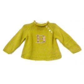 Burberry-Knitwear-Green