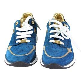 Louis Vuitton-Sneakers-Bleu