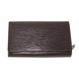 Louis Vuitton-Portefeuille-Marron
