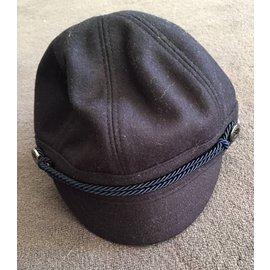 Burberry-Hats-Blue