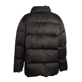 Moncler-Coats, Outerwear-Brown