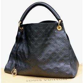 Louis Vuitton-Artsy MM-Bleu