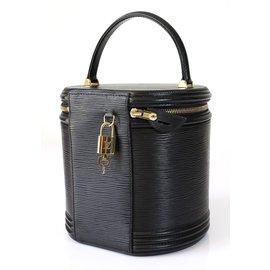 Louis Vuitton-Vanity case Cannes-Noir