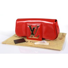 Louis Vuitton-Pochette Sobe-Orange