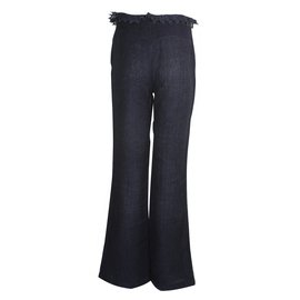 Chanel-Pantalon-Bleu