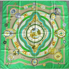 Hermès-La ronde des heures-Vert