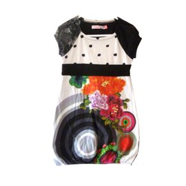 Desigual-Tops Tees-Multiple colors