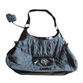 Emmanuelle Khanh-Handbags-Grey