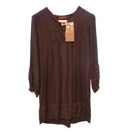Antik Batik-Robe-Noir