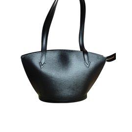 Louis Vuitton-Collection saint jacques-Noir