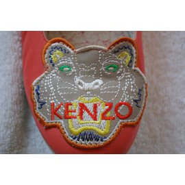 Kenzo-Ballerines Kenzo kids-Rouge