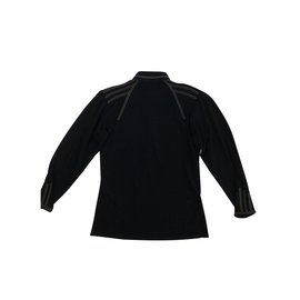 Hermès-Chemise polo-Noir