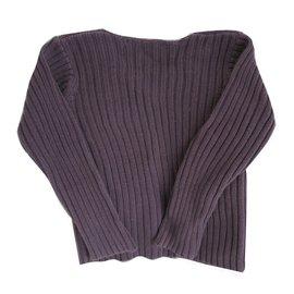 Bonpoint-Pulls, gilets-Violet