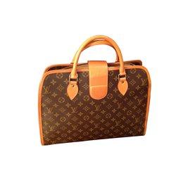 Louis Vuitton-Rivoli  / cartable / serviette-Marron