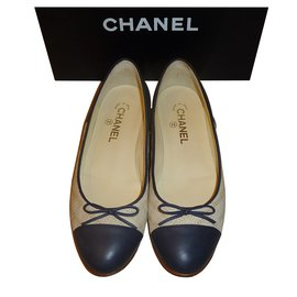 Chanel-Ballet flats-Other