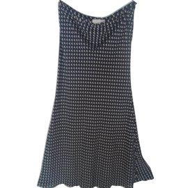 Céline-Skirts-Blue