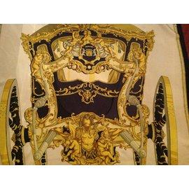 Hermès-Grand carrosse-Jaune