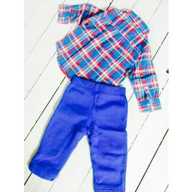 Gap-Outfits-Blue