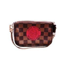 Louis Vuitton-Pochette trunks-Marron