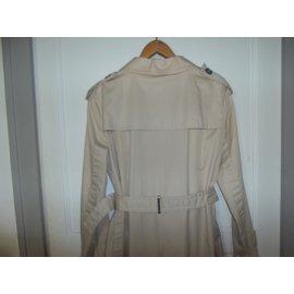 Céline-Trench coats-Beige