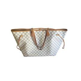 Louis Vuitton-Neverfull  GM-Beige
