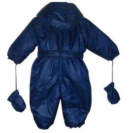 Baby Dior-Combinaison-Bleu