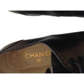 Chanel-Derbies-Noir