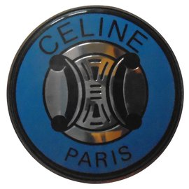 Céline-Pins & brooches-Blue