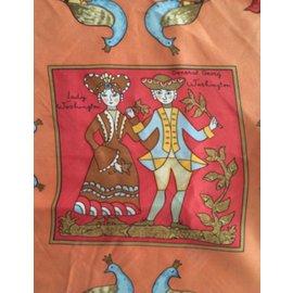 Hermès-Early America-Multicolore