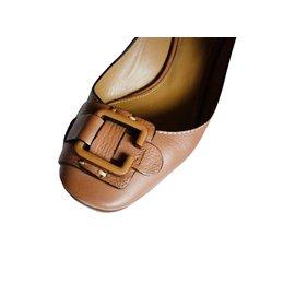 Chloé-Ballet flats-Light brown