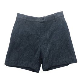 See by Chloé-Shorts-Gris anthracite