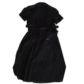 Burberry-Dresses-Blue