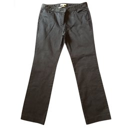 Burberry-Pants, leggings-Blue
