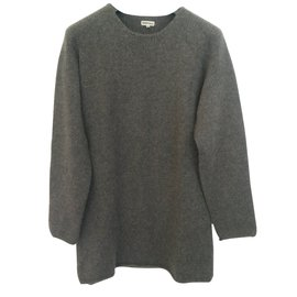 Hermès-Knitwear-Grey