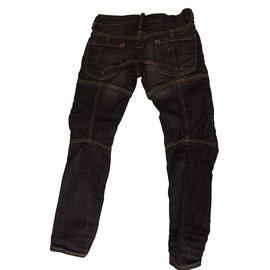 Dsquared2-Jeans-Noir