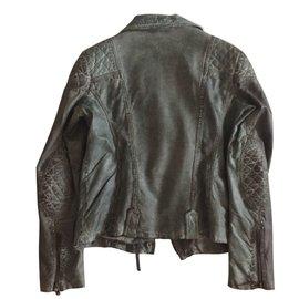 Giorgio-Biker jackets-Green