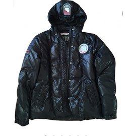 Victoria Couture-Coats, Outerwear-Black