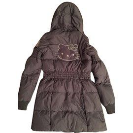 Victoria Casal-Coats, Outerwear-Grey