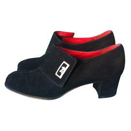 Céline-Flats-Black