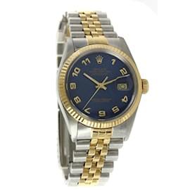Rolex-Mecanical Watches-Golden