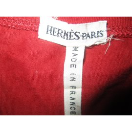 Hermès-Tops-Orange