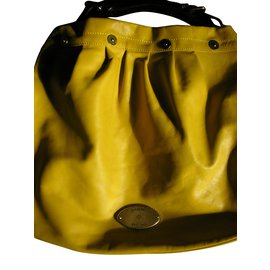 Mulberry-Handbags-Yellow