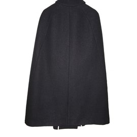 Chloé-Coats, Outerwear-Blue