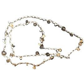 Chanel-Collection Camélia-Doré
