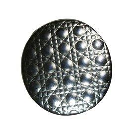 Dior-Miroir de sac-Doré