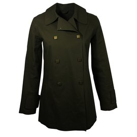Louis Vuitton-Veste trench-Chataigne