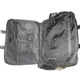 Prada-Bags Briefcases-Black