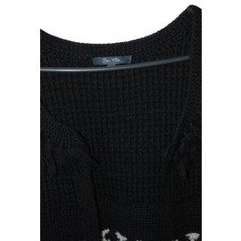 Bel Air-Pulls, Gilets-Noir